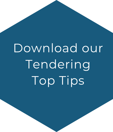Download our Tendering Top Tips