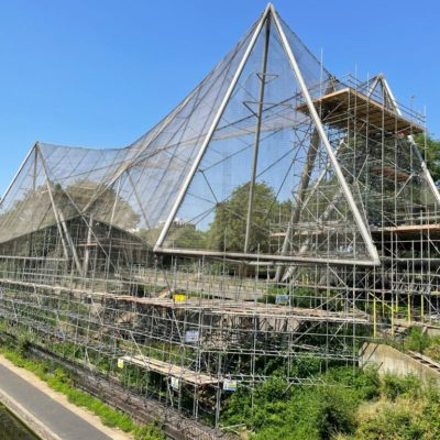 Project health check on regeneration of iconic visitor attraction
