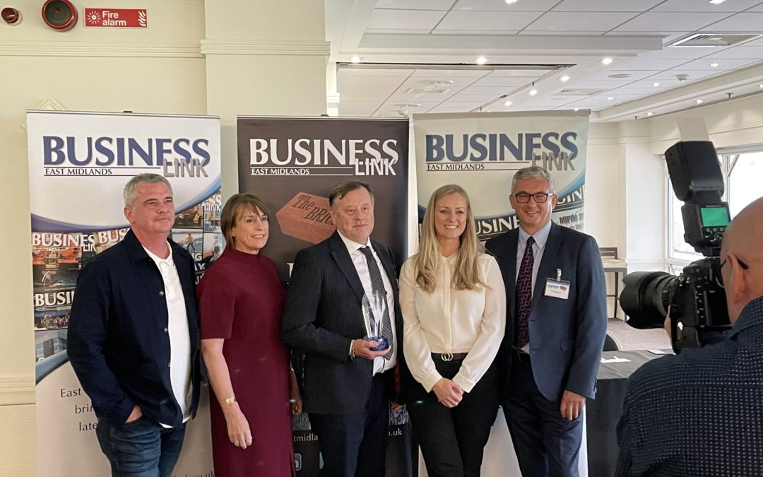 Cawarden crowned Contractor of the Year at the Bricks Awards